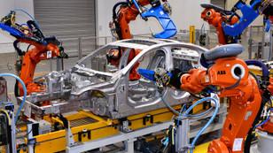 Avrupa otomotiv pazarı yüzde 4.5 büyüdü
