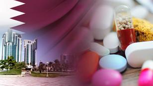 Katar merkezli ecza deposu ilaç ithal etmek istiyor
