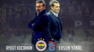 Fenerbahçe'nin konuğu Trabzonspor