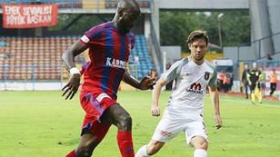 Karabükspor, Başakşehir'i mağlup etti