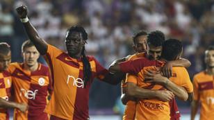 Galatasaray, deplasmanda kazandı
