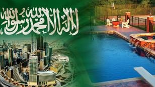 S. Arabistan'daki konut projesi için fiberglas havuz talep ediliyor