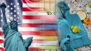 Amerikalı firma özel havlu ve bornoz ürettirmek istiyor