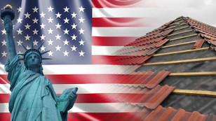 Amerikalı firma çatı kaplama malzemeleriyle ilgileniyor