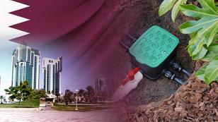 Katarlı firma sulama sistemleri bağlantı parçaları talep ediyor