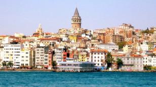 İstanbul'a altı ayda 4 milyondan fazla turist geldi
