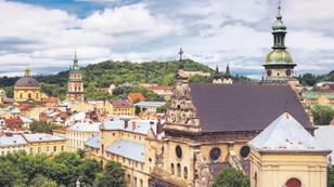 Aslanlar şehri Lviv