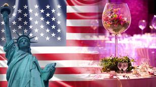 Amerikalı müşteri parti dekor malzemeleri talep ediyor
