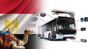 Otobüs üreticisi firma parça ve bileşenler ithal edecek