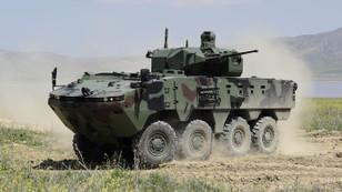 Otokar, zırhlı araç ve kule sistemiyle İngiltere'de