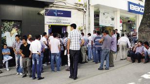 İŞKUR'a kayıtlı işsiz sayısı 2.5 milyonu aştı