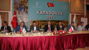 Kapadokya, 5 milyon turist hedefliyor