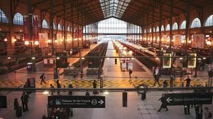Fransa'da demir yollarında terör alarmı