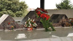 Menderes, Zorlu ve Polatkan için anma töreni düzenlendi