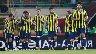 Fenerbahçe, rahat kazandı