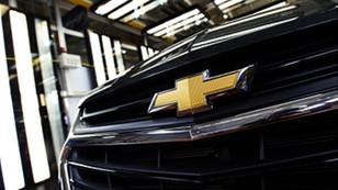 GM, Çin'de 2,5 milyondan fazla aracı geri çağıracak
