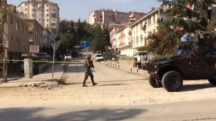 Ankara'da silahlı rehine krizi