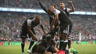 Beşiktaş, evinde kazandı