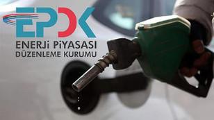 EPDK'dan akaryakıt firmalarına 4,5 milyon lira ceza