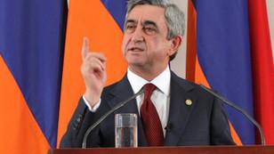 Sarkisyan: Türkiye ile protokolleri sınırlandıracağız