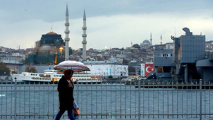 İstanbul için sağanak bekleniyor