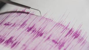 Ege'de 4 şiddetinde deprem