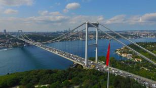 FSM Köprüsü'nde çalışma