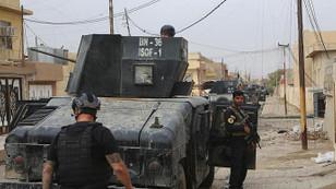 'Irak'ta DEAŞ'ın varlığı yüzde 3'e geriledi'
