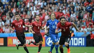 Türkiye ile Hırvatistan 9. kez rakip