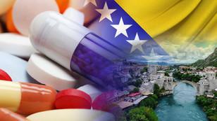 Bosna Hersekli ecza deposu yeni ilaç çeşitleriyle ilgileniyor