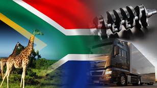 Güney Afrikalı firma kamyon yedek parçalarıyla ilgileniyor