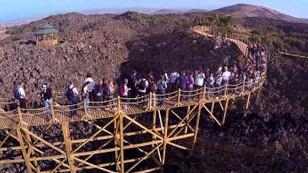 Volkanik şehir Kula'dan jeopark turizmi atağı