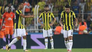 Fenerbahçe Kadıköy'de mağlup