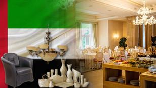 BAE, otel dekorasyonu için malzeme talebi