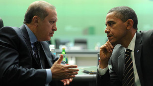 Erdoğan, Merkel ve Obama ile bir araya gelecek