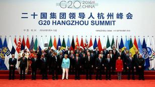G20 Liderler Zirvesi'nde 'yenilikçi kalkınma' vurgusu