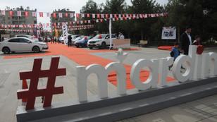 '2. Mardin Otoshow Fuarı' açıldı