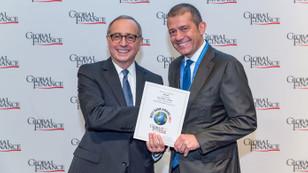 Global Finance'tan Akbank'a Türkiye'nin En İyi Bankası Ödülü