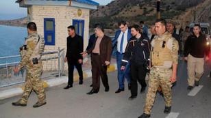 AFAD Başkanı deprem bölgesinde incelemede bulundu