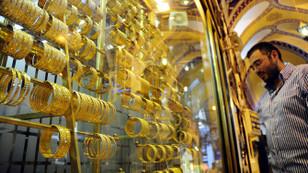 Altının gramı bir ayın en düşük seviyesine geriledi