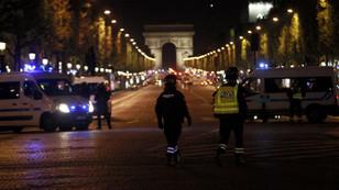 Polise terör saldırısı