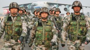 Çin ve BAE askeri iş birliğini geliştirmek istiyor