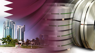 Katarlı firma dilinmiş sac düzenli ithal etmek istiyor