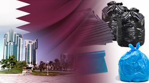 Katar pazarı için çöp poşetleri düzenli ithal etmek istiyor