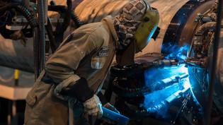 TürkAkım'da inşaat sürüyor