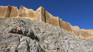 Çinimaçin kalesi restore edilecek