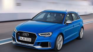 Audi'den RS serisine üç yeni model