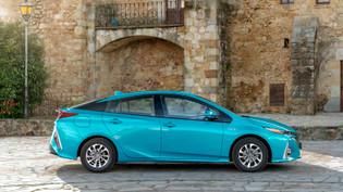 İşte en çevreci otomobil: Toyota Prius Plug-in Hybrid