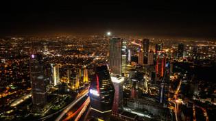 İstanbul'a bir de tepeden bakın