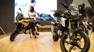 Motosiklet  sevenlerin fuarı açıldı